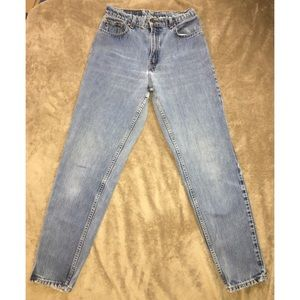 Levi's Jeans - Vintage Levi's 551 high waisted mom jeans